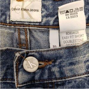 Calvin Klein Jeans Shorts - *Vintage 90s Calvin Klein Jeans | Denim Mom Shorts